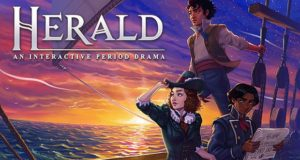 Herald: An Interactive Period Drama – Book I and II Download